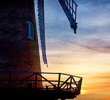 Wilton Windmill by Amanda White