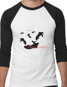 Shoe Love Men's Baseball ¾ T-Shirt