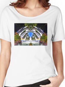 Rainbow Portal Women's Relaxed Fit T-Shirt