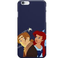 Disney Cross over-JimxAriel iPhone Case/Skin