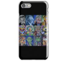 Mahna Mahna Doctor iPhone Case/Skin