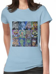 Mahna Mahna Doctor Womens Fitted T-Shirt