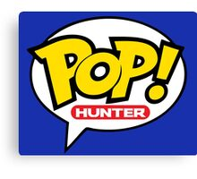 Pop! Hunter Canvas Print
