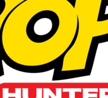 Pop! Hunter Sticker