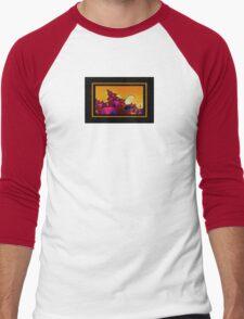 Crystal Roseland VI Men's Baseball ¾ T-Shirt