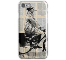 the ride (Tati) iPhone Case/Skin