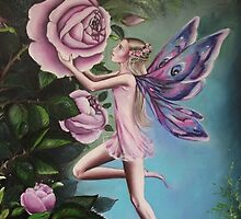 Pink fairy  by gabo2828