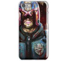 Judge Dredd iPhone Case/Skin