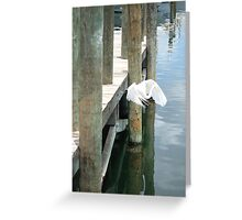 Beautiful Blur Greeting Card