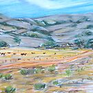 The Old Homestead by Reynaldo