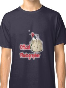 Professional Photographer Classic T-Shirt