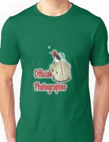 Professional Photographer Unisex T-Shirt