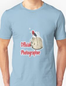 Professional Photographer Unisex T-Shirt