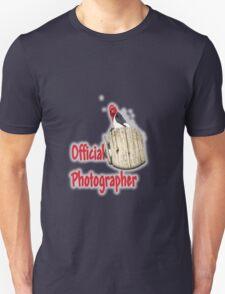 Professional Photographer T-Shirt