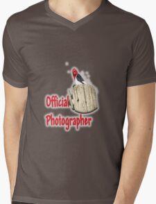 Professional Photographer Mens V-Neck T-Shirt