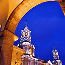 Cathedral under the Arch by Alessandro Pinto