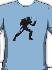wolverine james walett logan comic book shirt T-Shirt