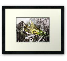 #65 Framed Print