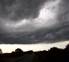 Florida Storm Cloud by Daneann