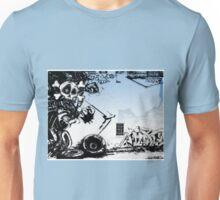 graffiti wall Unisex T-Shirt