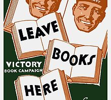 Victory Book Campaign by warishellstore