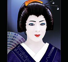 Geisha Color by Susan Sowers