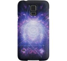 Abstract colossal space Sign! Samsung Galaxy Case/Skin