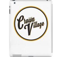 Crown Village iPad Case/Skin