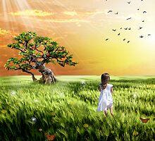 Paradise by sunshine0