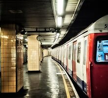 Cannon Street Tube Station by AntSmith