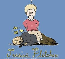 THE JESSICA FLETCHER by forbiddngoods