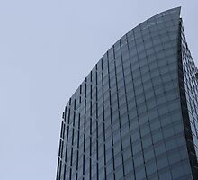 Twisted building  by Gavistaloch