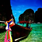 Thai Boat by lisacred