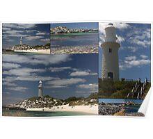 Rottnest Island, Perth WA Poster