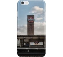Chiswick Park Tube Station iPhone Case/Skin
