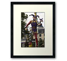 Wee Jesterite Framed Print