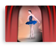 Nutcracker Ballerina Canvas Print