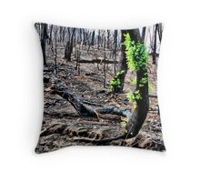 Victorian Bushfires..Stanley Throw Pillow