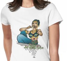The Magic Flute Charmer Womens Fitted T-Shirt
