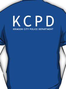 Krimson City Police Department T-Shirt