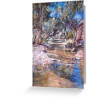 Naranna Springs - Flinders Ranges Greeting Card