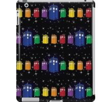 The Tardis Spectrum iPad Case/Skin