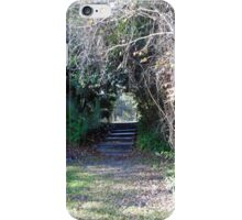 The Uncertain Path iPhone Case/Skin