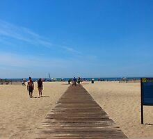 venice beach by Gavistaloch
