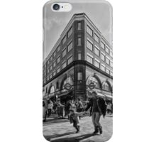 Covent Garden Tube Station iPhone Case/Skin