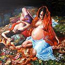 Sisters by Matt Abraxas