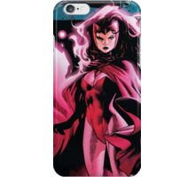 The Scarlet Witch iPhone Case/Skin