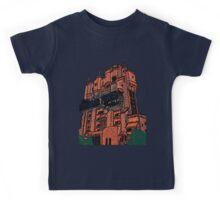 Hollywood Tower!  Kids Tee