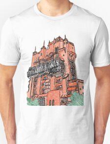 Hollywood Tower!  Unisex T-Shirt