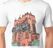 Hollywood Tower!  Unisex T-Shirt